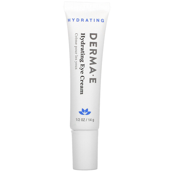 Hydrating Eye Cream with Hyaluronic Acid & Green Tea, 1/2 oz (14 g)