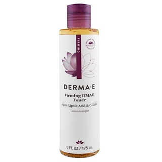 Derma E, Lotion raffermssante au DMAE, 175 ml (6 fl oz)