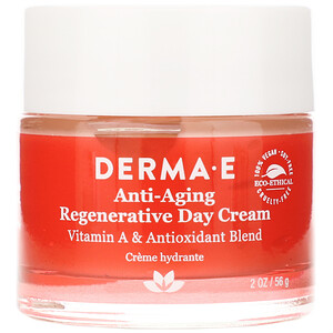 Дерма Е, Anti-Aging Regenerative Day Cream, 2 oz (56 g) отзывы покупателей