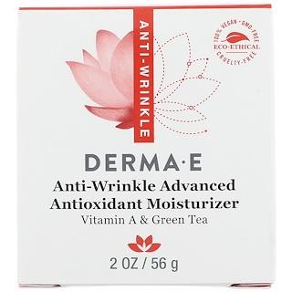 Derma E, Anti-Wrinkle Advanced Antioxidant Moisturizer, 2 oz (56 g)
