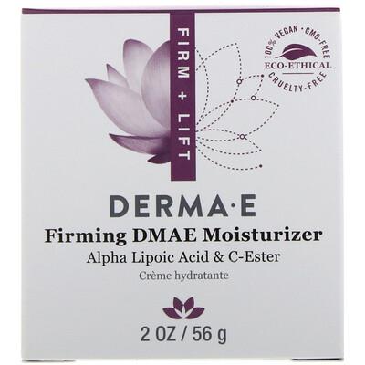 Увлажняющее средство с ДМАЭ, придающее коже упругость, с альфа-липоевой кислотой и эфиром витаминаC, 56г (2унции)