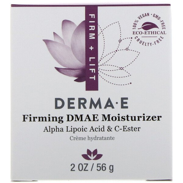 Firming DMAE Moisturizer, with Alpha Lipoic Acid and C-Ester, 2 oz (56 g)