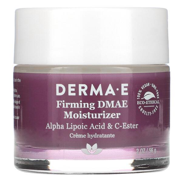 Derma E, Firming DMAE Moisturizer, 2 oz (56 g)