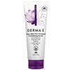 Derma E, Crepey Skin Pre-Treatment Exfoliating Scrub, 6 oz (170 g)