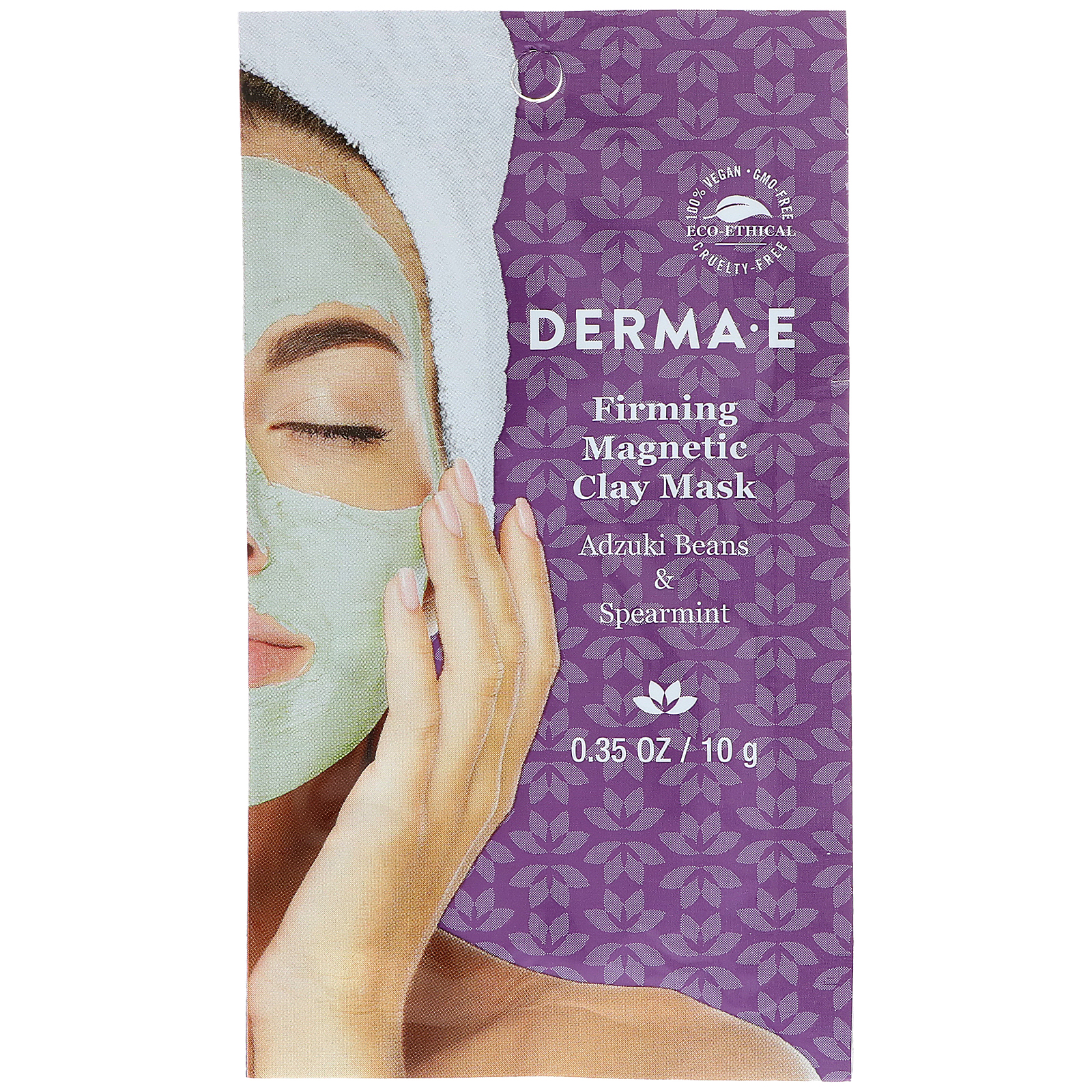 Vitamin C Brightening Clay Facial Mask Turmeric & Kale - 0.35 oz. by DERMA-E (pack of 2) Nu-Pore, Hydrating Makeup Remover, Coconut Essence, 20 Wipes(pack of 1)