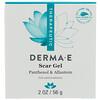 Derma E, Scar Gel, 2 oz (56 g)