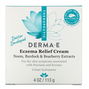 Derma E Psorzema Cream 4Oz/113G #8700