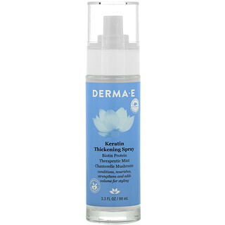 Derma E, Keratin Thickening Spray, 3.3 fl oz (99 ml)