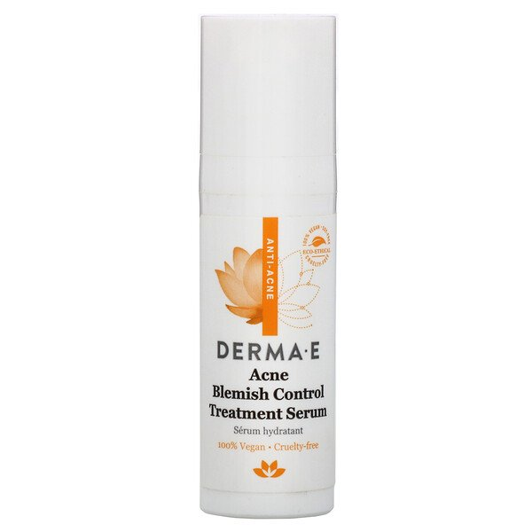 Derma E, Acne Blemish Control Treatment Serum,  0.5 fl oz (15 ml)