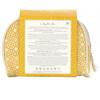 Derma E, Brighten & Go, Clean Beauty Travel Kit, 5 Piece Kit
