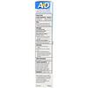 A+D, 尿布疹护理霜,含二甲聚硅氧烷和氧化锌,1.5盎司(42.5克)