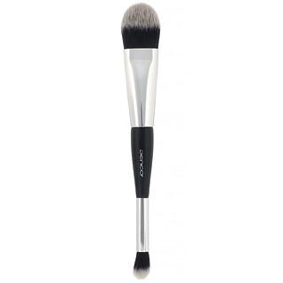 Denco, Dual-Ended Contouring Brush, 1 Brush