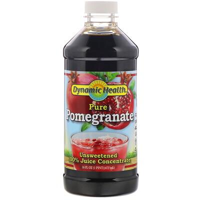 Купить Чистый гранат, 100% концентрат сока, неподслащенный, 473мл (16жидк.унций)