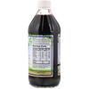 Dynamic Health  Laboratories, ピュアブルーベリー、濃縮100%ジュース、無糖、473ml(16液量オンス)