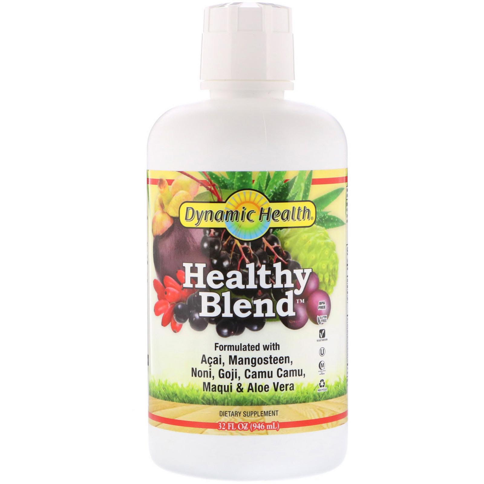 Dynamic Health Laboratories, Healthy Blend, 32 fl oz (946 ml
