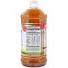 Dynamic Health  Laboratories, Raw Apple Cider Vinegar with Mother & Honey, 32 fl oz (946 ml)