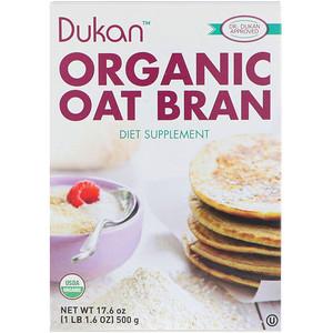 Дукан диет, Organic Oat Bran, 17.6 oz (500 g) отзывы покупателей
