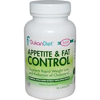 Dukan Diet, Appetite & Fat Control, 90 Capsules