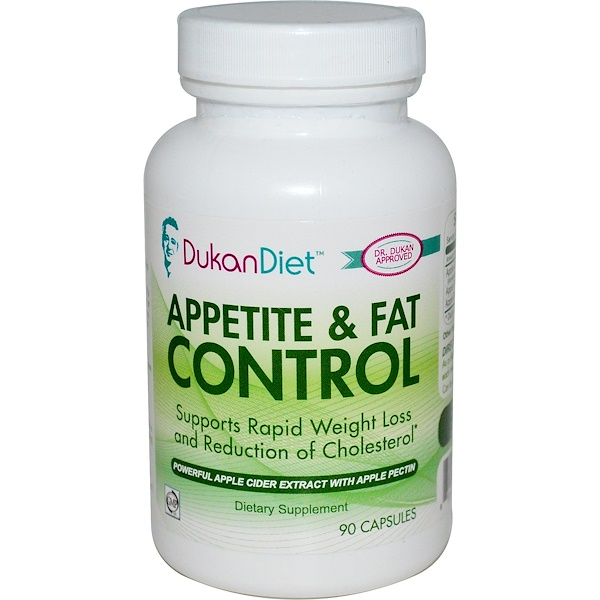 Dukan Diet, Appetite & Fat Control, 90 Capsules (Discontinued Item)
