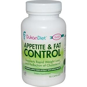 Дукан диет, Appetite & Fat Control, 90 Capsules отзывы покупателей