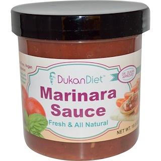 Dukan Diet, マリナーラソース、 19.8オンス (561 g)