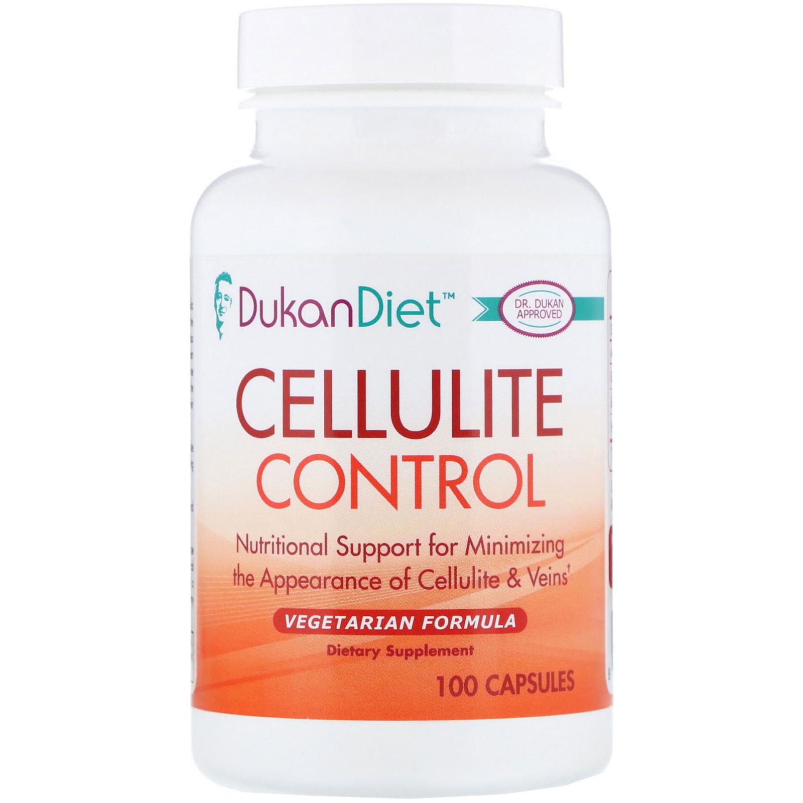 Dukan diet cellulite control reviews