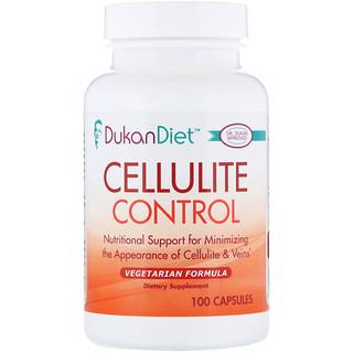 Dukan Diet, Cellulite Control, 100 Capsules