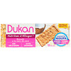 Dukan Diet, Oat Bran Cookies, Coconut, 6 Packets, 3 Cookies (37.5 g) Each