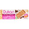 Dukan Diet, Oat Bran Cookies, Chocolate Chip, 6 Packets, 3 Cookies (37,5 g) Each