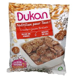Dukan Diet, オートブランプレッツェル、3.5オンス(100 g)