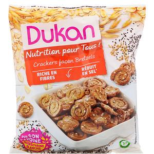 Дукан диет, Oat Bran Pretzels, 3.5 oz (100 g) отзывы