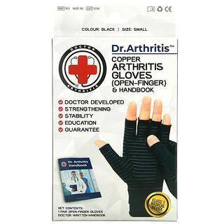 Doctor Arthritis, Copper, Arthritis Gloves, Small, 1 Pair
