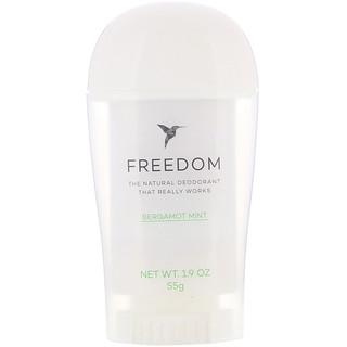 Freedom, Deodorant, Bergamot Mint, 1.9 oz (55 g)