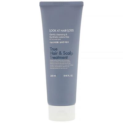 Doori Cosmetics Look At Hair Loss, средство против выпадения волос, 250мл