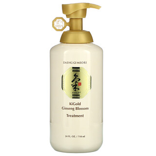 Doori Cosmetics, Daeng Gi Meori, KiGold Ginseng Blossom Treatment, 24 fl oz (710 ml)