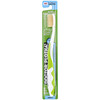 Dr. Plotka, MouthWatchers, Adult, Naturally Antimicrobial Toothbrush, Soft, Green, 1 Toothbrush