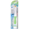 Dr. Plotka, MouthWatchers, Antimicrobial Powered Toothbrush, Soft, Green, 1 Toothbrush