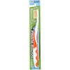 Dr. Plotka, MouthWatchers, Adult, Naturally Antimicrobial Toothbrush, Soft, Orange, 1 Toothbrush