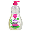 Dapple Baby, Baby, Bottle & Dish Soap, Sweet Lavender, 16.9 fl oz (500 ml)