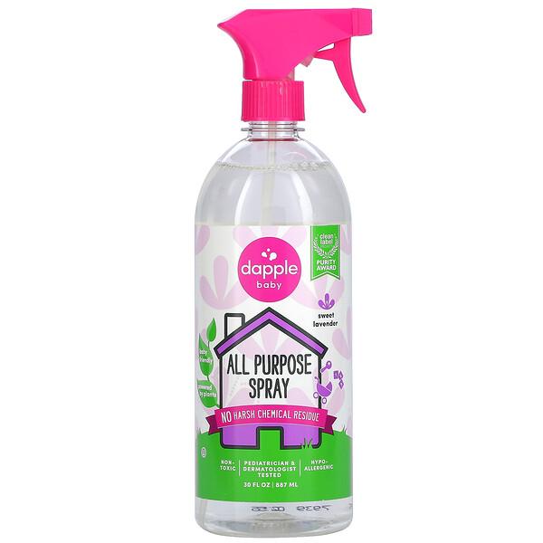 Baby, All Purpose Spray, Sweet Lavender, 30 fl oz (887 ml)