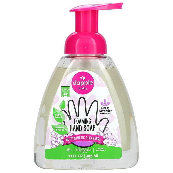 Baby, Foaming Hand Soap, Sweet Lavender, 13 fl oz (385 ml)