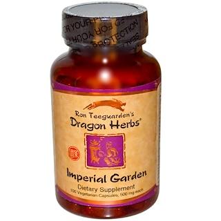 Dragon Herbs, Imperial Garden, 500 mg, 100 Veggie Caps