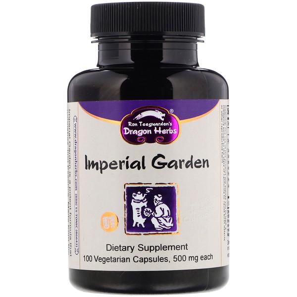 Imperial Garden, 500 mg, 100 Vegetarian Capsules