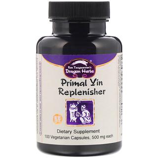 Dragon Herbs, Primal Yin Replenisher, 500 mg, 100 Vegetarian Capsules