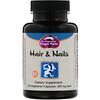 Dragon Herbs, Hair & Nails, 500 mg, 100 Vegetarian Capsules
