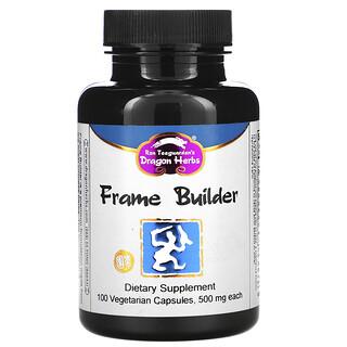 Dragon Herbs, Frame Builder, 500 mg, 100 Vegetarian Capsules