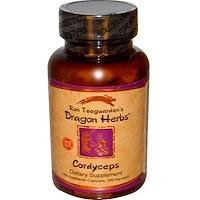 Кордицепсы, 500 мг, 100 вегетарианских капсул - фото