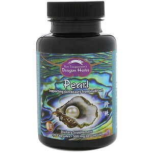 Драгон Хербс, Pearl, 500 mg, 100 Capsules отзывы покупателей