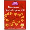 Dragon Herbs, Duanwood Reishi Spore Oil, 500 mg, 30 Softgels