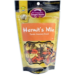 Dragon Herbs, Hermit's Mix, Taoist Journey Food, 6 oz